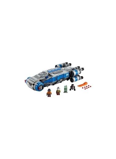 Lego Lego Star Wars Resistance ITs Transport Renkli